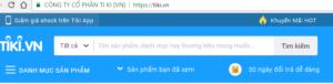 chung chi ssl cua website tiki