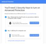 """Bật tính năng """"Bảo vệ nâng cao"""" mới của google nếu bạn không muốn bị tấn công."""