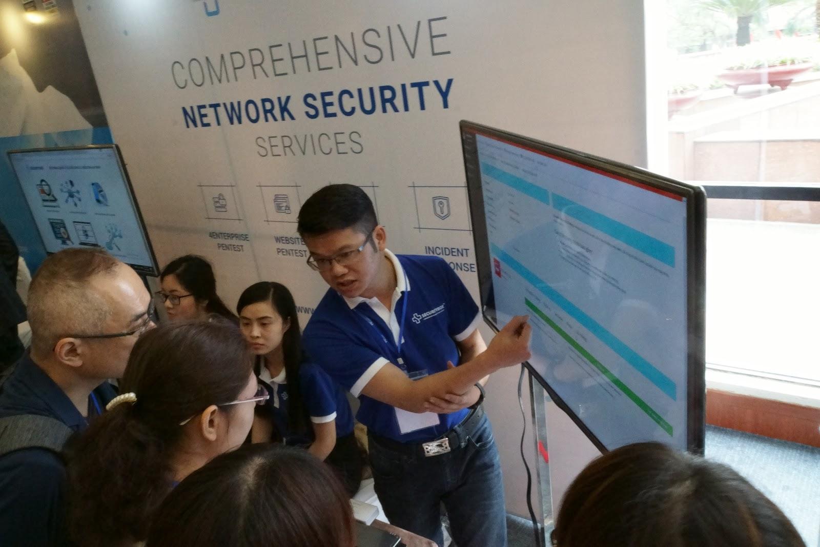 SecurityBox với giải pháp an ninh mạng toàn diện