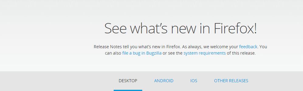 Cập nhật Firefox NGAY để vá lỗ hổng CVE-2018-5124