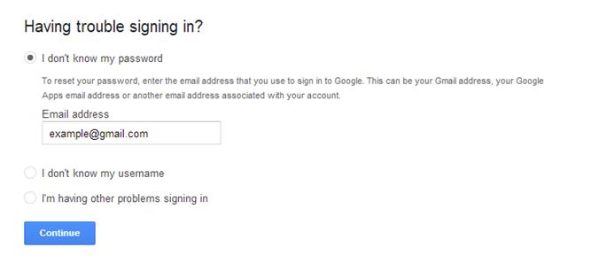 gmail bước 2