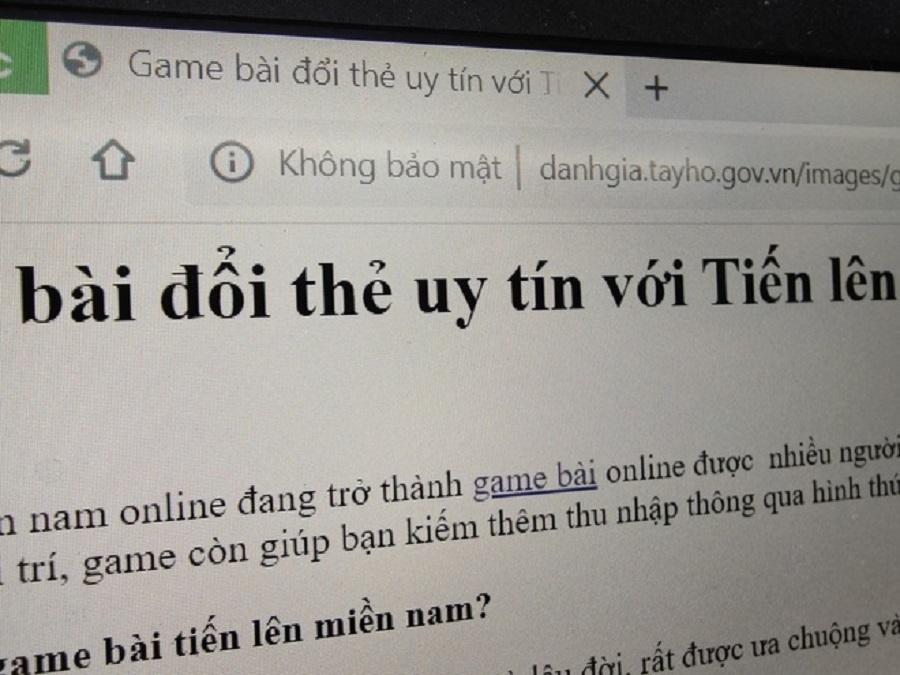 website-bi-xam-nhap